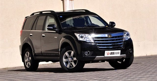 Great Wall Hover H5 2014