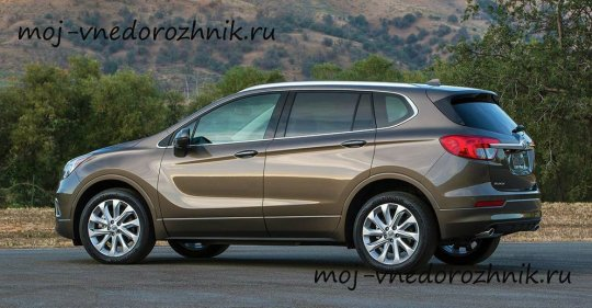 Buick Envision 2016 фото