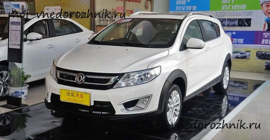 Dongfeng Fengshen AX3 фото