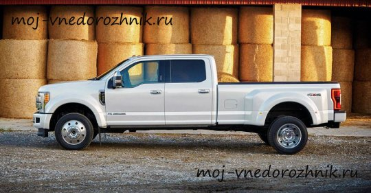 Ford F-Series Super Duty фото