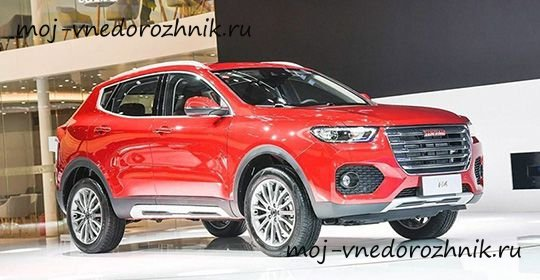 Haval H4 фото