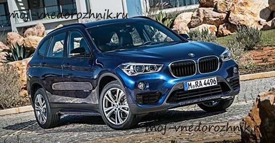 Фото BMW X1 sDrive18i