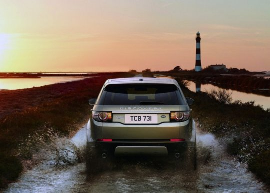 Land Rover Range Rover Sport 2015 фото