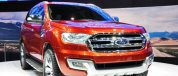 Ford Everest 2014: комплектации и цены