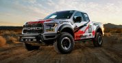 Ford F-150 Raptor Race Truck 2017