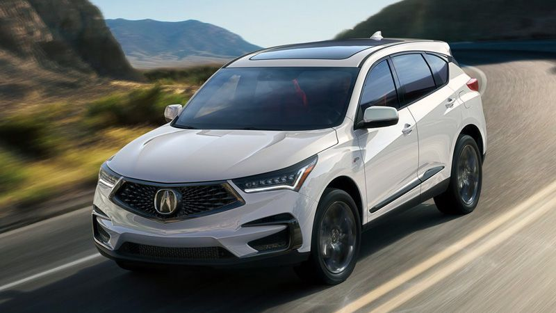 Новый Acura RDX 2018