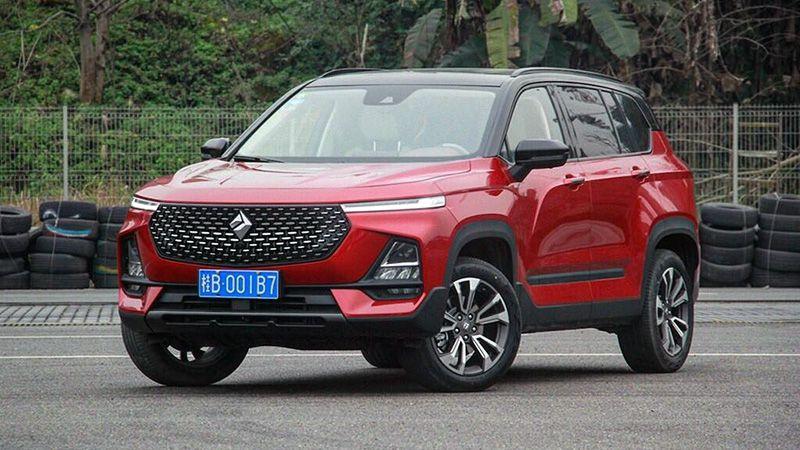 Baojun RS-5 2020
