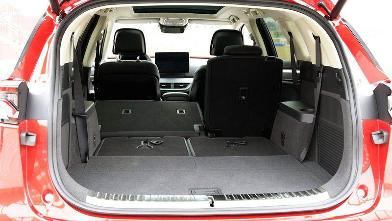 Багажник BYD Tang 2018