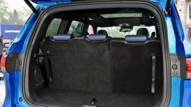 Багажник Changan COS1