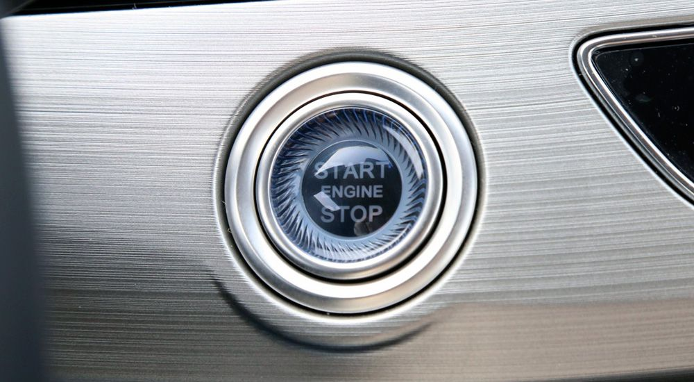 Кнопка запуска двигателя Чанган ЦС75