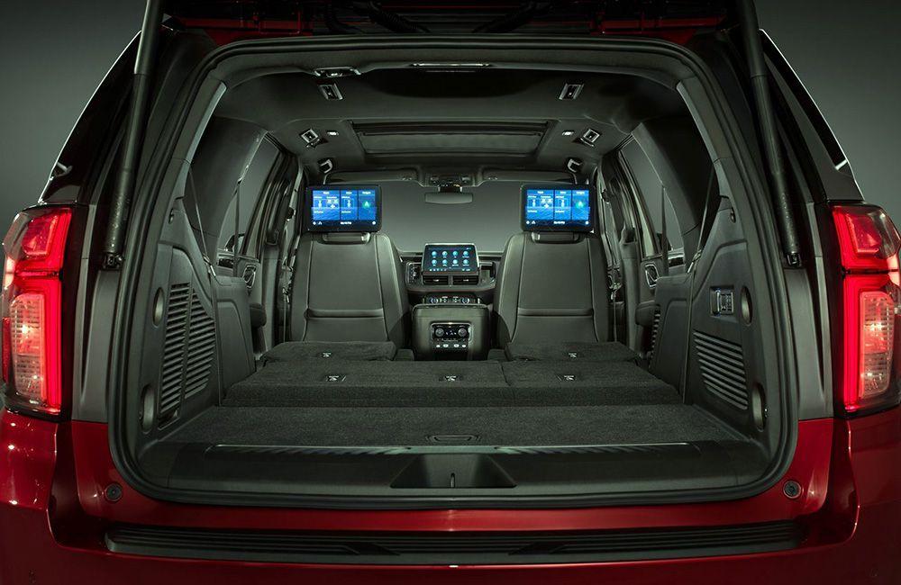 Багажник Шевроле Тахо 2020 года