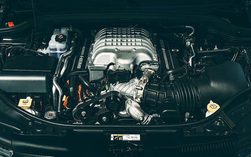 Двигатель Dodge Durango SRT Hellcat