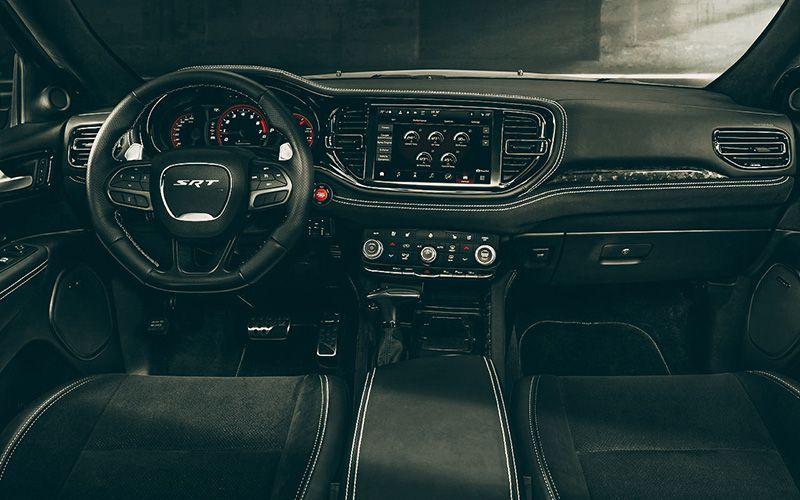 Салон Dodge Durango SRT Hellcat