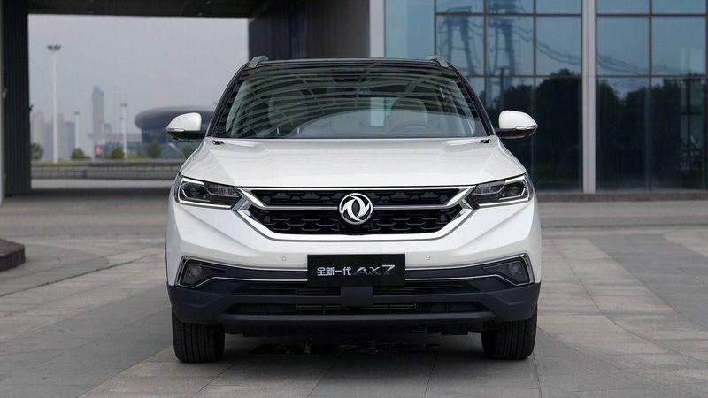 Dongfeng AX7 2018 вид спереди