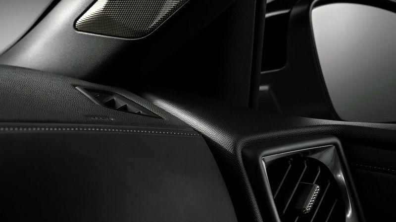 Интерьер кроссовера DS 3 Crossback