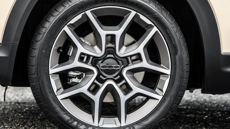 Колесные диски Фиат 500Х 2018