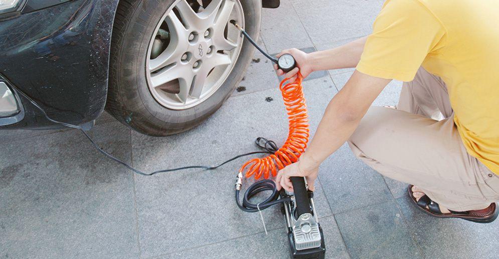 Какой автомобильный компрессор лучше для подкачки шин