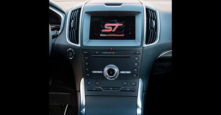 Передня консоль Ford Edge ST 2018