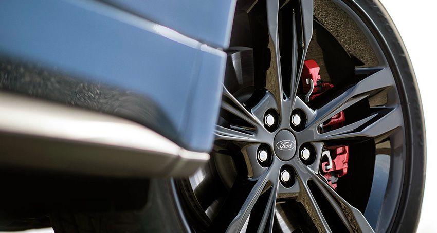 Колесные диски Ford Edge ST 2018