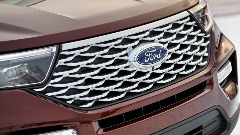 Новый Форд Эксплорер 2019