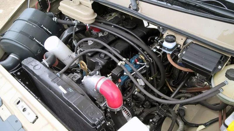 Двигатель ГАЗ Вепрь-Next