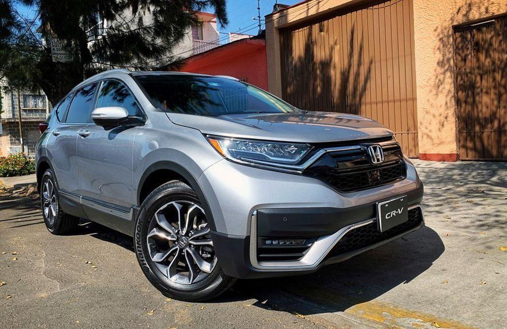 Хонда СРВ 2020