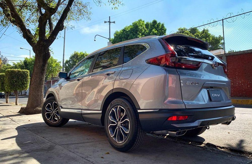 Хонда СРВ в новом кузове
