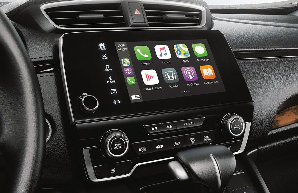Мультимедия нового Хонда СРВ