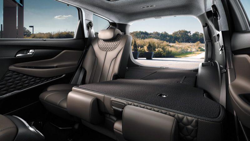 Багажник Hyundai Santa Fe 2018