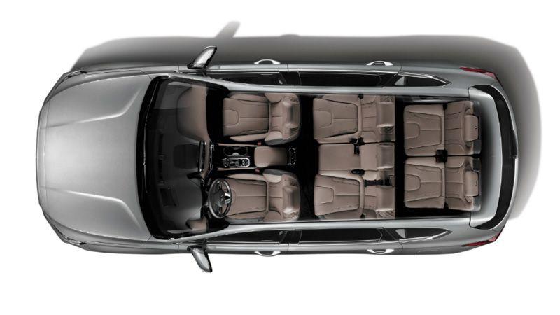 Кроссовер Hyundai Santa Fe 2018