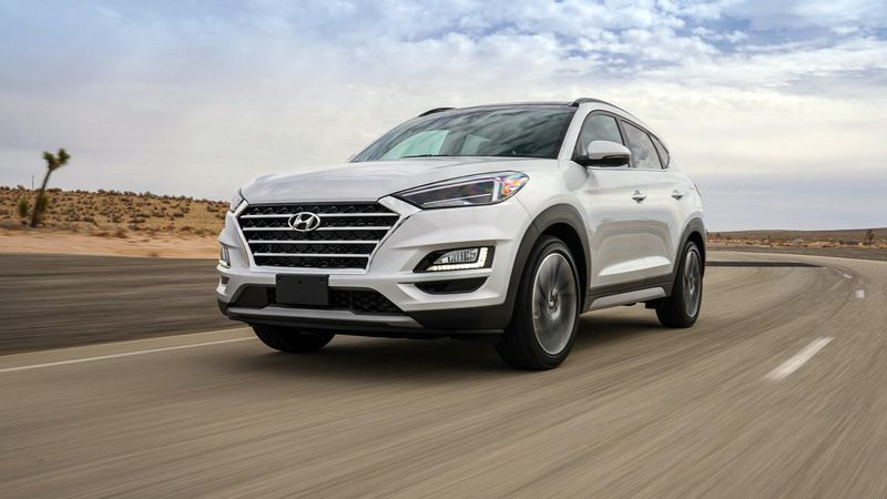 Обновленный Hyundai Tucson 2018