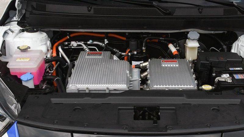 Электродвигатель JAC iEV7S