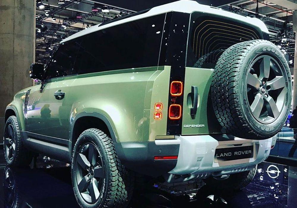 Land Rover Defender 110 2-го поколения