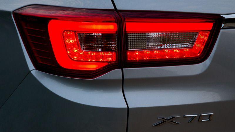 Задние фонари Lifan X70