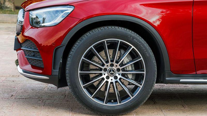 Рестайлинг Mercedes GLC Купе