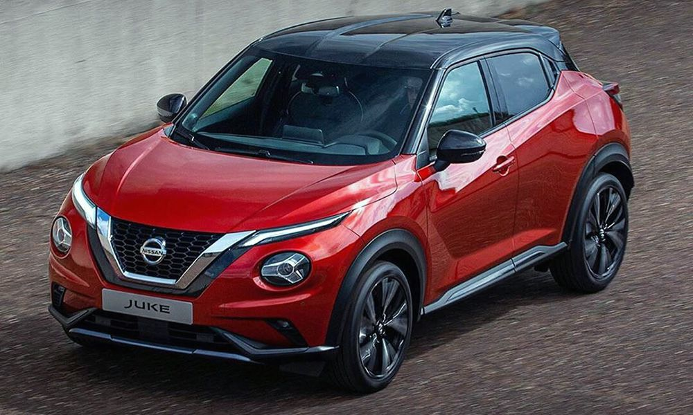 Новый Nissan Juke 2020 года