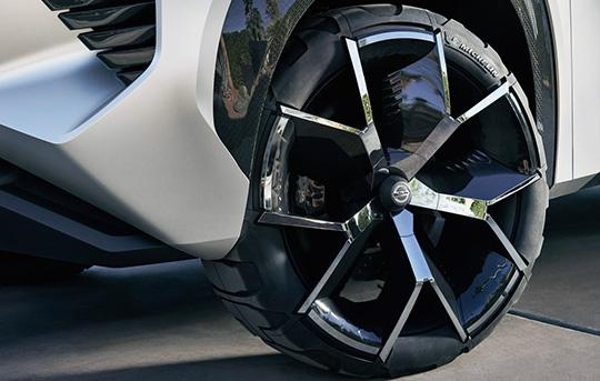 Nissan Xmotion Concept колеса