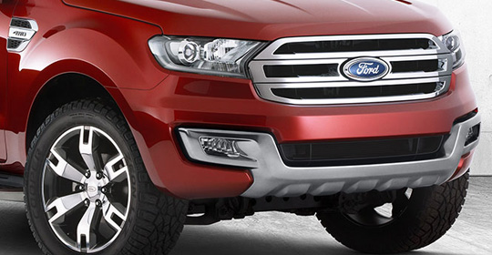 ford everest 2014характеристики