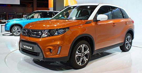 Suzuki grand vitara review 2015