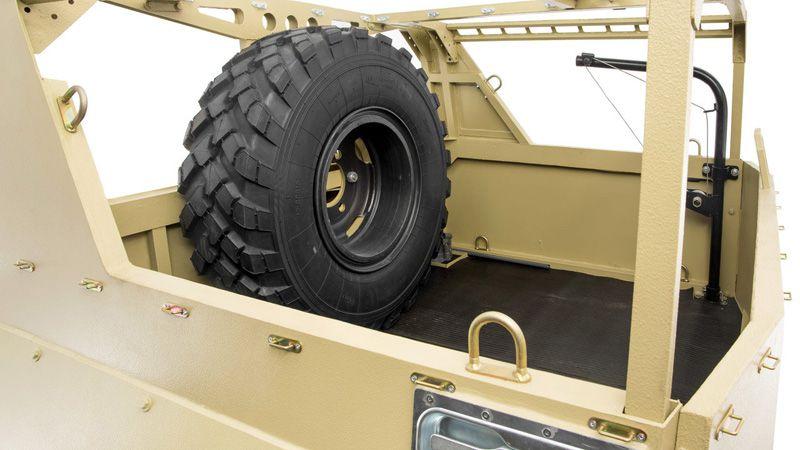Запасное колесо RIDA Buran
