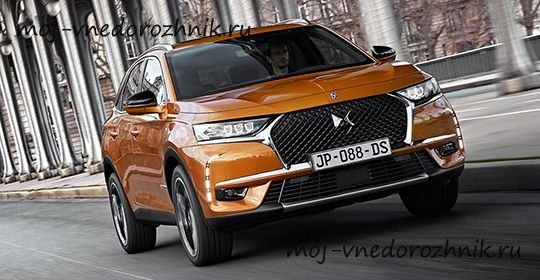 Фото DS7 Crossback