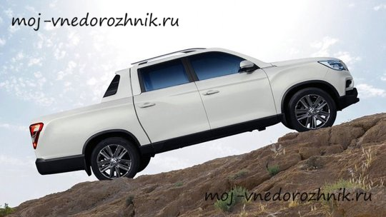 SsangYong Rexton Sports Khan