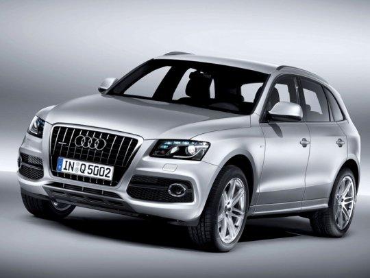 Audi Q5 фото 2