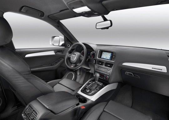 Audi Q5 фото салона 1