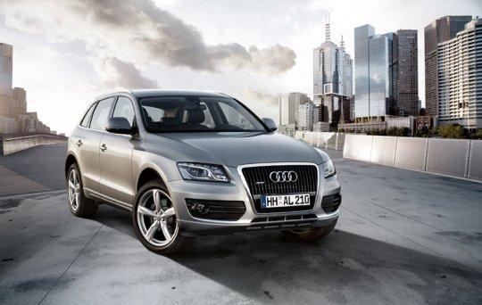 Audi Q5 фото 4