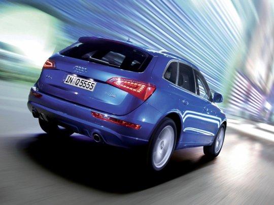 Audi Q5 фото 5