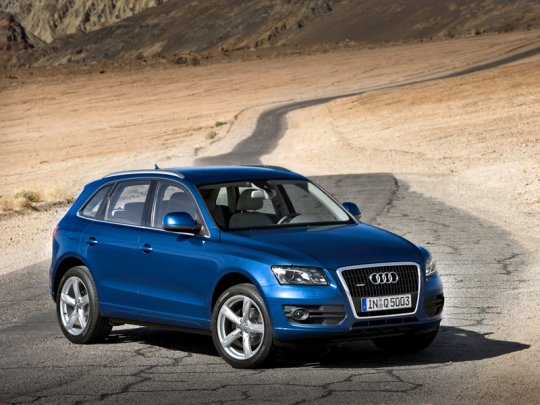Audi Q5 фото 6