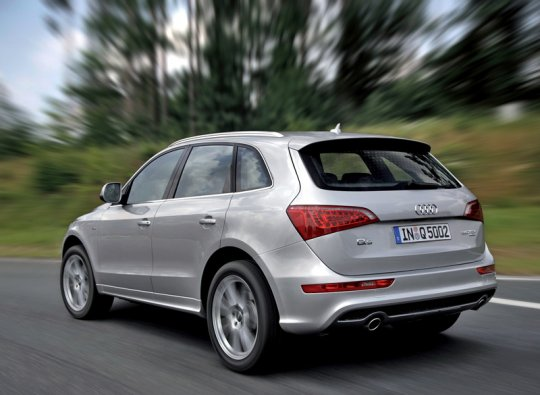 Audi Q5 фото 7