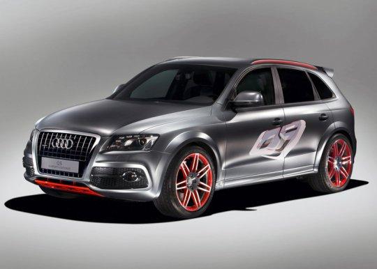 Audi Q5 фото 8