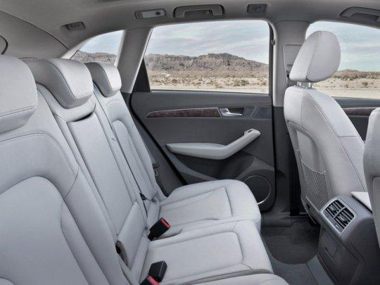 Audi Q5 фото салона 2